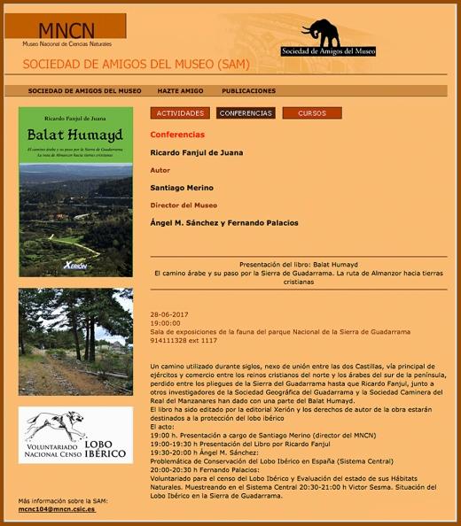 Presentacion-Libro-Balat-Humayd-MNCN-28-06-2017